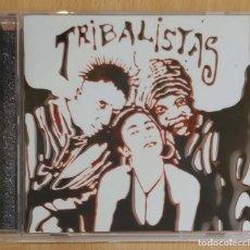 CDs de Música: ARNALDO ANTUNES, CARLINHOS BROWN Y MARISA MONTE (TRIBALISTAS) CD 2002. Lote 277139058