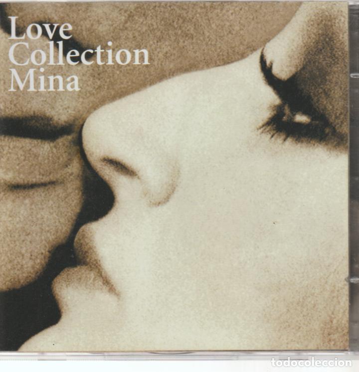 MINA (3) – LOVE COLLECTION SELLO: EMI – 5 26 787 2, EMI – 5 26787 2, EMI – 7243 5 26787 2 3 (Música - CD's Melódica )