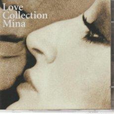 CDs de Música: MINA (3) – LOVE COLLECTION SELLO: EMI – 5 26 787 2, EMI – 5 26787 2, EMI – 7243 5 26787 2 3. Lote 277139493