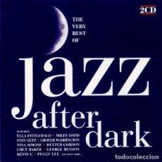 CDs de Música: VARIOUS - THE VERY BEST OF JAZZ AFTER DARK (2XCD, ALBUM). Lote 277145098