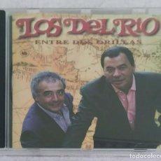 CDs de Música: LOS DEL RIO (ENTRE DOS ORILLAS) CD 1995. Lote 277146093