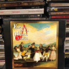 CDs de Música: ESPAÑA LA MÚSICA CLÁSICA CINCO CDS. Lote 277146243