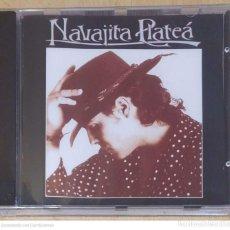CDs de Música: NAVAJITA PLATEA (NAVAJITA PLATEA) CD 1994 * PRECINTADO. Lote 277147008