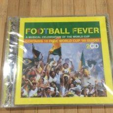 CDs de Música: FOOTBALL FEVER CD - PRECINTADO -. Lote 277147333