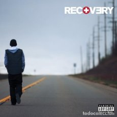 CDs de Música: EMINEM - RECOVERY (CD, ALBUM) (2010). Lote 277148653