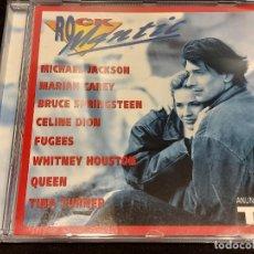 CDs de Música: ROCKMANTIC / DIVERSOS ARTISTAS / CD - SONY MUSIC-1996 / 18 TEMAS / IMPECABLE. Lote 277153588