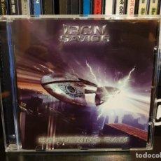 CDs de Musique: IRON SAVIOR - BATTERING RAM. Lote 277154448
