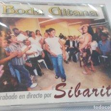 CDs de Música: SIBARITA - BODA GITANA( PRECINTADO ). Lote 277161763