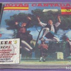 CDs de Música: JOTAS CANTADAS / AMIGOS DE LA JOTA ARAGONESA - CD PRECINTADO. Lote 277167773