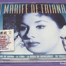 CDs de Música: MARIFÉ DE TRIANA - CD. Lote 277169753