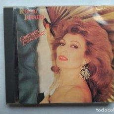 CDs de Música: ROCÍO JURADO. CANCIONES ENTRAÑABLES. CD RCA ND 74641. ESPAÑA 1990.. Lote 277170308