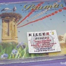 CDs de Música: BRUMAS - ES TIEMPO DE PRIMAVERA - CD PRECINTADO. Lote 277173953