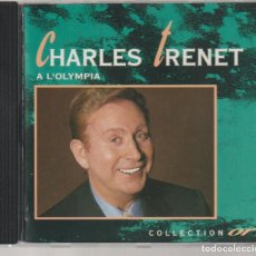 CDs de Música: CHARLES TRENET – A L'OLYMPIA SELLO: COLUMBIA – COL 471742 2. Lote 277175118