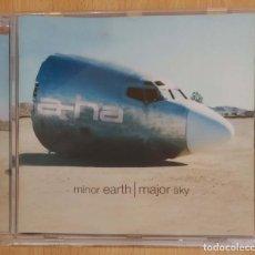 CDs de Música: A-HA (MINOR EARTH / MAJOR SKY) CD 2000. Lote 277175198
