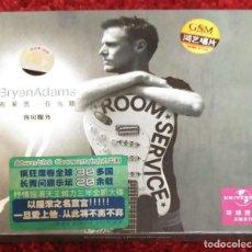 CDs de Música: BRYAN ADAMS (ROOM SERVICE) CD 2005 EDICIÓN CHINA - INCLUYE POSTER EXCLUSIVO (VER FOTOS). Lote 277175568