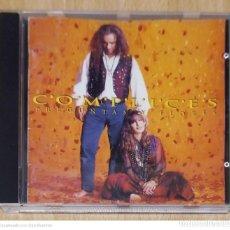 CDs de Música: COMPLICES (PREGUNTAS Y FLORES) CD 1993. Lote 277175798