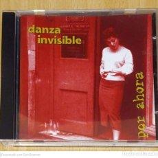 CDs de Música: DANZA INVISIBLE (POR AHORA) CD 1996. Lote 277175958