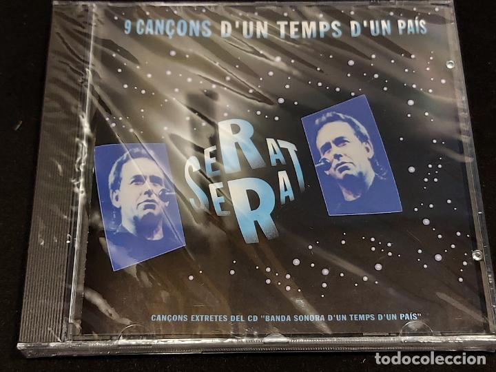 JOAN MANUEL SERRAT / 9 CANÇONS D'UN TEMPS D'UN PAÍS / CD-ARIOLA-1996 / PRECINTADO. (Música - CD's Pop)