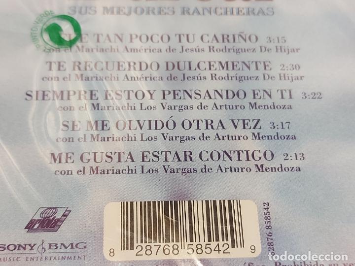 CDs de Música: EN HOMENAJE A ROCÍO DÚRCAL / SUS MEJORES RANCHERAS / REVISTA HOLA / 5 TEMAS / PRECINTADO. - Foto 3 - 277177043