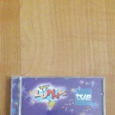 CDs de Música: LOS LUNNIS. NOS VAMOS A LA CAMA. TVE. Lote 277179568