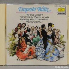 CDs de Música: CD. EMPEROR WALTZ. FRICSAY. Lote 277188118
