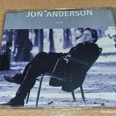 CDs de Música: JON ANDERSON MAYBE + 10 MILLION +2 YES CD SINGLE DEL AÑO 1998 EU YES CONTIENE 4 TEMAS. Lote 277190923