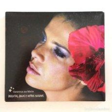 CDs de Música: VANESSA DA MATA – BICICLETAS, BOLOS E OUTRAS ALEGRIAS BRASIL,2010 SONY MUSIC. Lote 277211813
