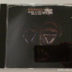 CDs de Música: CURTIS AMY & DUPREE BOLTON – KATANGA! UK,2011 PASSION JAZZ. Lote 277212098