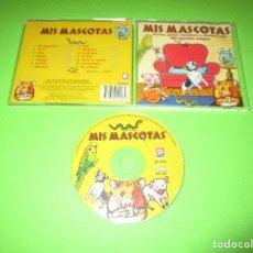 CDs de Música: MIS MASCOTAS - CD - EKI 644182 - PERROS - GATOS - HAMSTERS Y MUCHOS MAS - MIS GRANDES AMIGOS. Lote 277224083