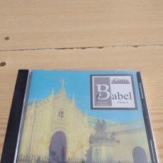 CDs de Música: C-13 CD MUSICA CORO BABEL CHICLANA PARROQUIA SAN SEBASTIAN. Lote 277226553