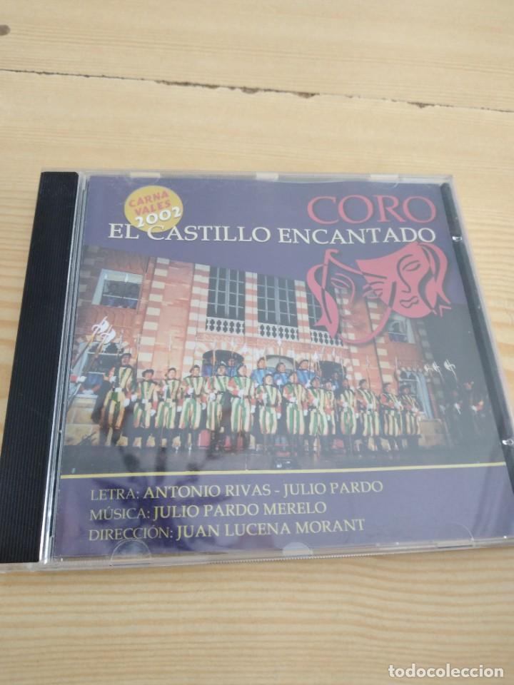 C-13 CD MUSICA CARNAVAL DE CADIZ CORO EL CASTILLO ENCANTADO (Música - CD's Otros Estilos)