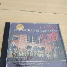 CDs de Música: C-13 CD MUSICA CARNAVAL DE CADIZ CORO EL CASTILLO ENCANTADO. Lote 277226693