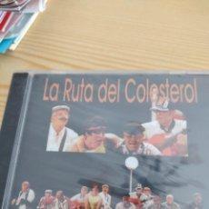 CDs de Música: C-13 CD MUSICA CARNAVAL DE CADIZ NUEVO PRECINTADO LA RUTA DEL COLESTEROL. Lote 277227008
