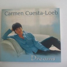CDs de Música: CARMEN CUESTA-LOEB. DREAMS. CD 12 TEMAS. SKIP. 2002. SKP 9028-2. Lote 277242038