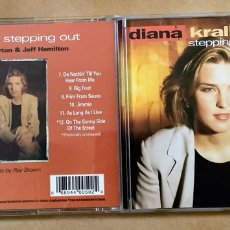 CDs de Música: CD DIANA KRALL, STEEPPING OUT. Lote 277253073