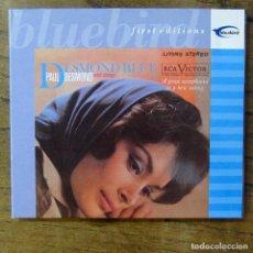 CDs de Música: PAUL DESMOND WITH STRINGS - DESMOND BLUE (1961) - 2002 - SAXO. Lote 277253283