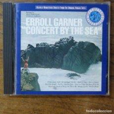 CDs de Música: ERROLL GARNER - CONCERT BY THE SEA (1955) - 1987 - PIANO, DIRECTO. Lote 277255233