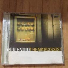 CDs de Música: SOLENOID THE NARCISSIST CD - SEMINUEVO -. Lote 277263843