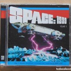 CDs de Música: ESPACIO 1999 / SPACE 1999 BANDA SONORA ORIGINAL - BARRY GRAY *IMPECABLE* ENVIO CERTIFICADO GRATIS. Lote 277268723
