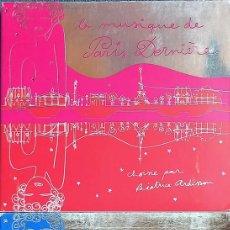 CDs de Música: LA MUSIQUE DE PARÍS DERMIERE VOL.1 Y VOL.2 - CD RECOPILATORIO MÚSICA JAZZ, ELECTRÓNICA, SOUL. Lote 277270098