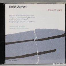 CD de Música: CD. JARRETT. BRIDGE OF LIGHT. Lote 277286383