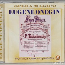 CDs de Música: 2 CD. EUGENE ONEGIN. TCHAIKOVSKY. Lote 277289598