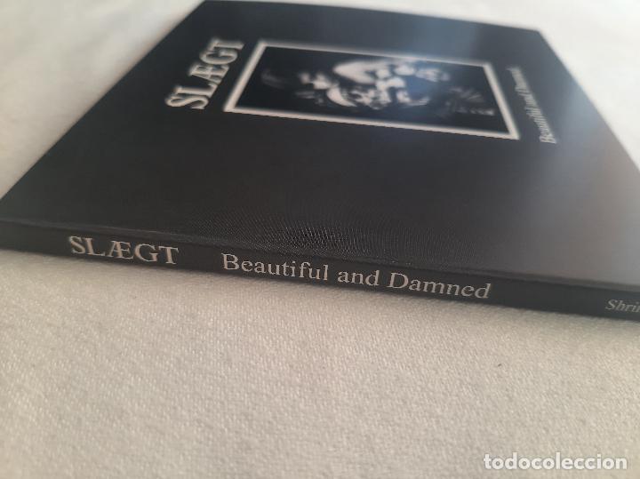 CDs de Música: SLAEGT -BEAUTIFUL AND DAMNED- (2015) CD - Foto 2 - 277296963
