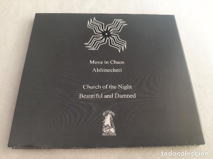 CDs de Música: SLAEGT -BEAUTIFUL AND DAMNED- (2015) CD - Foto 3 - 277296963