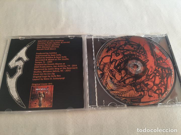 CDs de Música: SOLSTICE -PRAY- (2014) CD - Foto 5 - 277297168