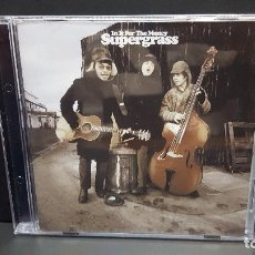 CDs de Música: SUPERGRASS IN IT FOR THE MONEY CD - EMI RECORDS 1997 UK PDELUXE. Lote 277297923