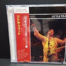 CDs de Música: LITTLE FEAT LITTLE FEAT CD - CR F-011. JAPON PDELUXE. Lote 277298463