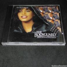 CDs de Música: THE BODYGUARD ( EL GUARDAESPALDAS ) - WHITNEY HOUSTON - BANDA SONORA ORIGINAL - CD - 1992. Lote 277303738