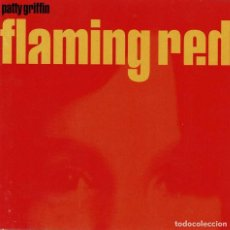CDs de Música: PATTY GRIFFIN - FLAMING RED. CD. Lote 277413178