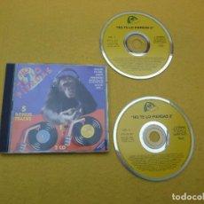 CDs de Música: 2 CD NO TE LO PIERDAS 2 - SPAIN PRESS - 8 425863 270339 (M-/M-/M-). Lote 277431163